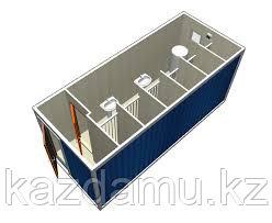 Санитарный контейнер