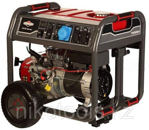 Электрогенератор Briggs&Stratton B&S Elite 7500EA
