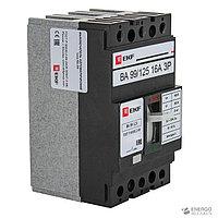 Автоматический выключатель ВА-99 125/25А 3P 25кА EKF PROxima