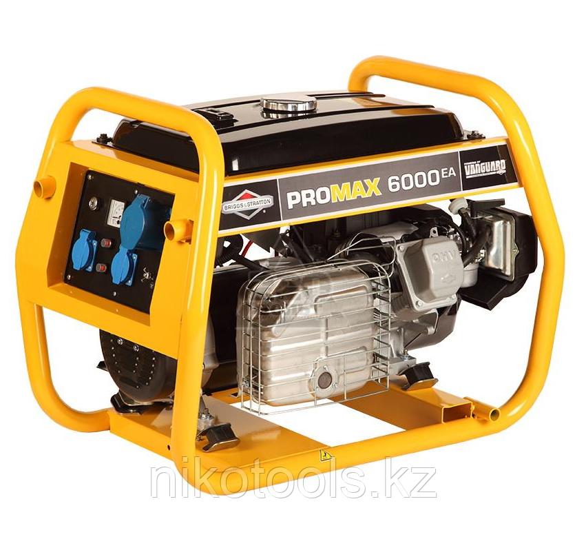 Электрогенератор Briggs&Stratton Pro Max 6000 A + 6145