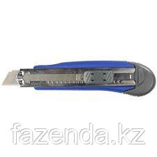 Набор , нож с запасными сегментированными лезвиями, 2 шт, 18 мм