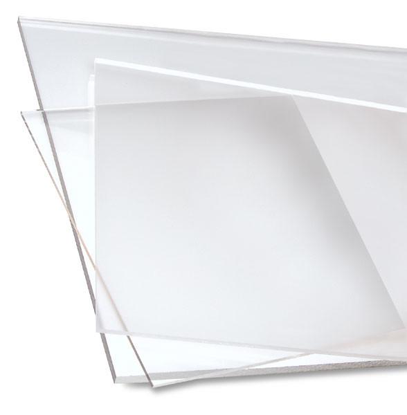 Оргстекло прозрачно (№9) 1,22мХ1,83м