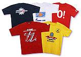 Нанесение логотипа на футболки, фото 2