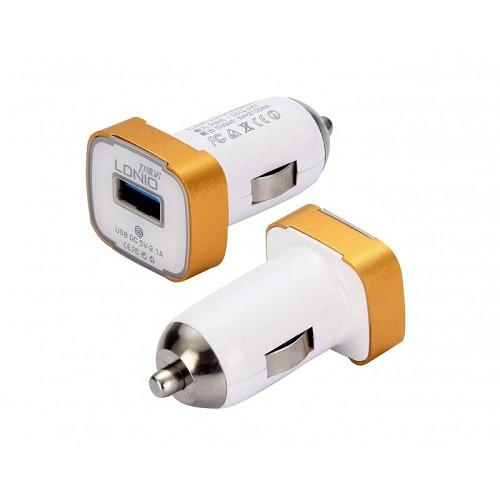 Автомобильное зарядное устройство LDNIO DL-211
