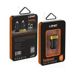 Автомобильное зарядное устройство LDNIO DL-211, фото 2