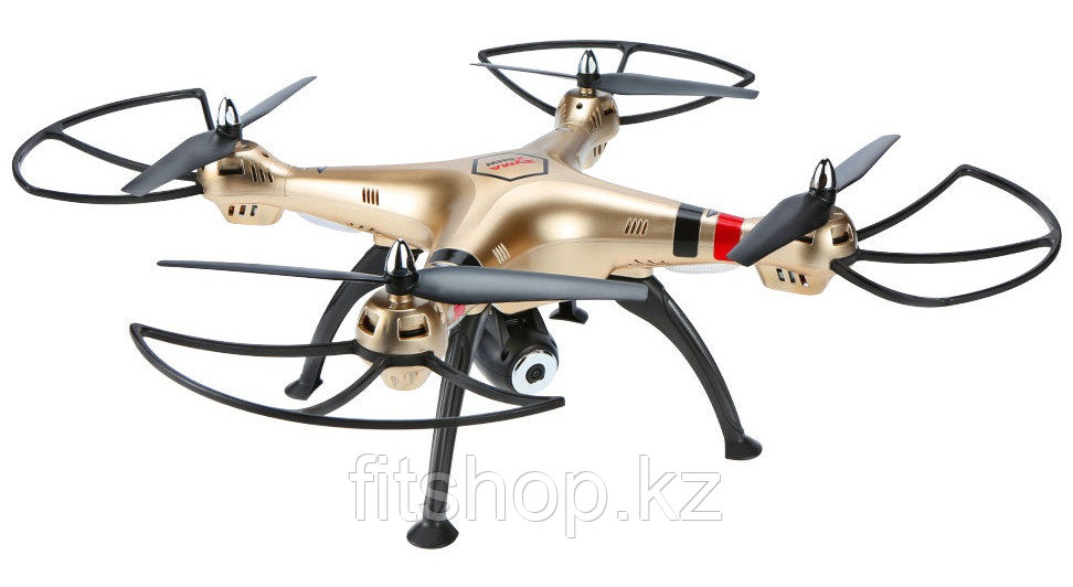 Квадрокоптер Syma X8HW, 1:16, с камерой / система FPV/ с записью