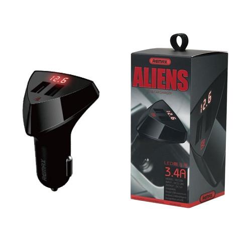 Автомобильное зарядное устройство Remax RCC208 Aliens 2