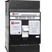 Автоматический выключатель ВА-99 250/200А 3P 35кА EKF PROxima