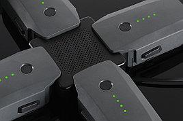 Зарядное устройство для одновременной зарядки 4 аккумуляторов Mavic Pro (оригинал)