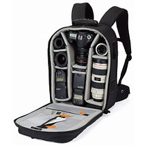 Сумка-рюкзак LOWEPRO Pro Runner 300 AW для фотоаппарата, ноут бука и аксессуаров, фото 3