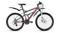 Велосипед горный двухподвес Forward Flare 2.0 disc, фото 1