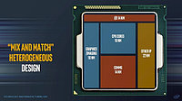 Процессоры Intel смогут объединять блоки, изготовленные по разным технологиям