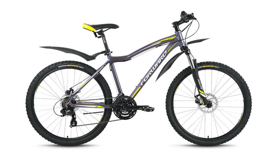 Велосипед горный хардтейл Forward Hesper 2.0 disc