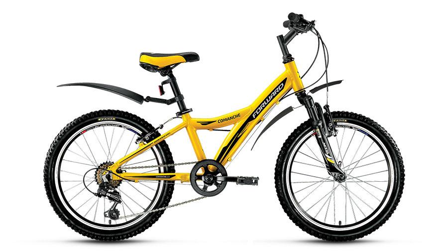 Велосипед горный хардтейл Forward Comanche 2.0