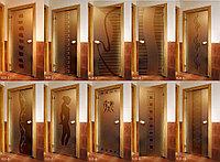 Дверь для саун Harvia TLD-3 8x19