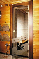 Дверь для саун Harvia SDD-5 8x19