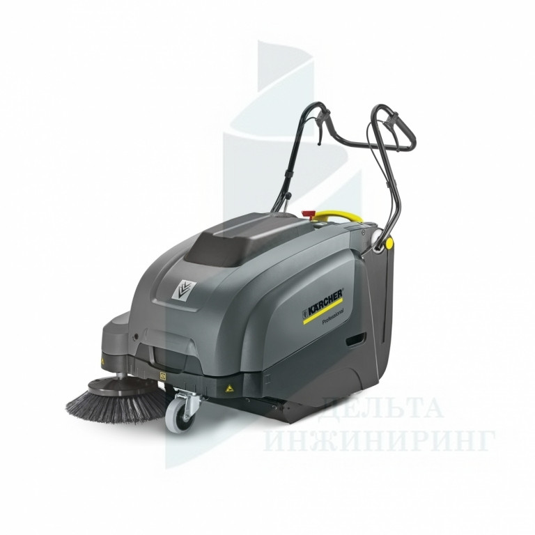 Ручная подметальная машина Karcher KM 75/40 W Bp Pack