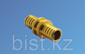 Муфта для труб PE-RT соединительная д16 (2,2)