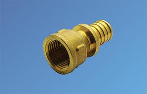 """Муфта для труб PE-RT  ВР16-1/2"""" (2.2)"""