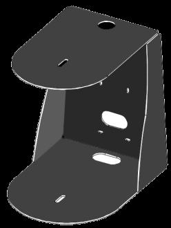 RoboTRAK Double Decker Wall Mount
