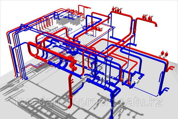 Инженерное проектирование домов