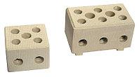 Клемма керамическая ONKA-5082 №1 / 2 полюса / 2,5 - 4 мм2