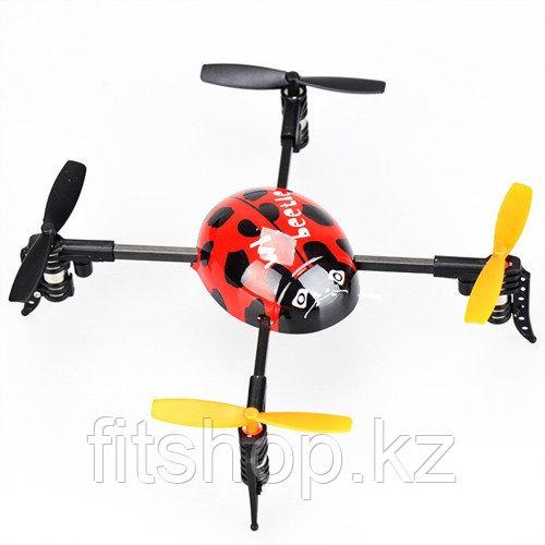 Радиоуправляемый мини квадрокоптер icopter 2.4GHz (Божья коровка)