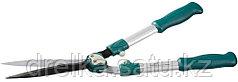 Кусторез RACO с алюминиевыми ручками и волнообразными лезвиями, 600 мм