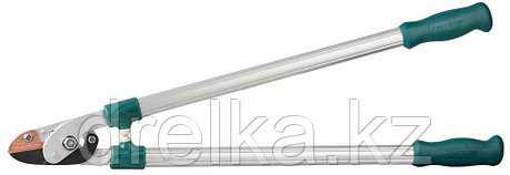 Сучкорез RACO с алюминиевыми ручками, 2-рычажный, с упорной пластиной, рез до 36 мм, 750 мм, фото 2