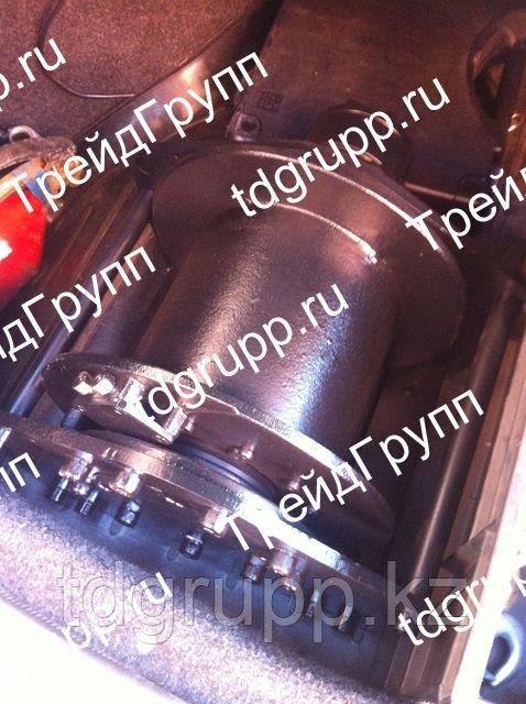 Лебёдка гидравлическая БМ-205Д, БКМ-308, БКМ-317А,318А, БКМ-515