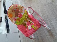 Детский шезлонг мышка Fisher Price, фото 1