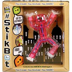 STIKBOT TST616 Стикбот Фигурка (розовый)