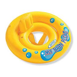 Intex Детский надувной круг c трусиками My Baby Float
