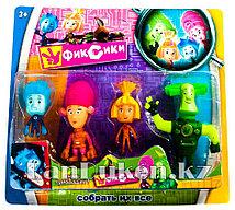 Игровой набор детских игрушек фигурок ФИКСИКИ