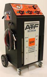 ATF REMIN+ Установка для промывки и замены жидкости в АКПП, ручное управление, SPIN (Италия)
