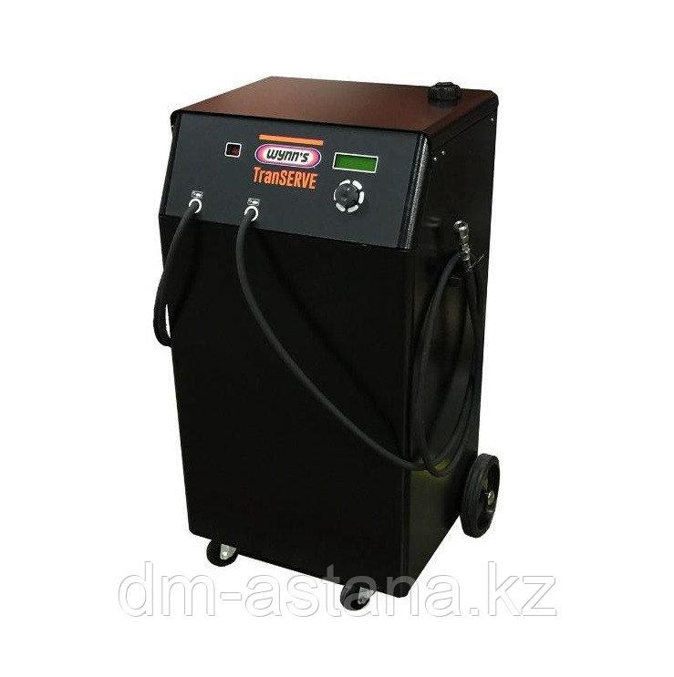 Оборудование для промывки и замены масла. TRANSERVE®