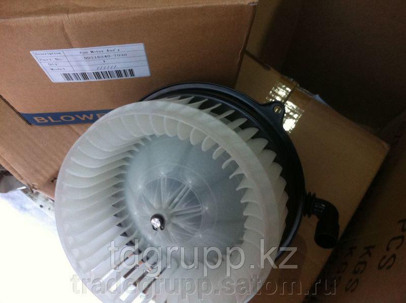 ND116340-7030 Мотор отопителя Komatsu PC200/300/400