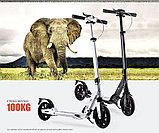 """Самокат городской """"Urban Scooter"""" с ручным дисковым тормозом, фото 2"""
