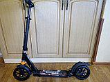 """Самокат городской """"Urban Scooter"""" с ручным дисковым тормозом, фото 4"""