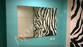 Зеркало в частной квартире 1