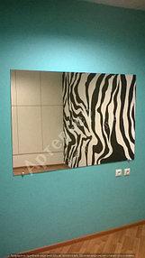 Зеркало в частной квартире 2