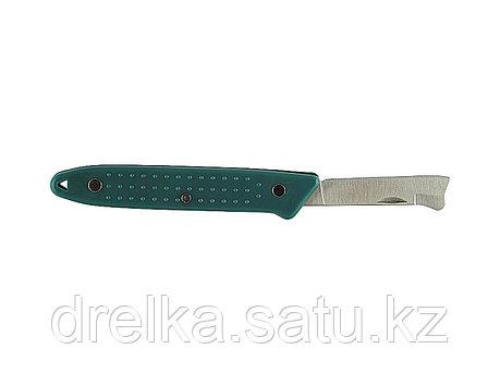 Нож садовода RACO складной, лезвие из нержавеющей стали, 175 мм, 4204-53/121B , фото 2