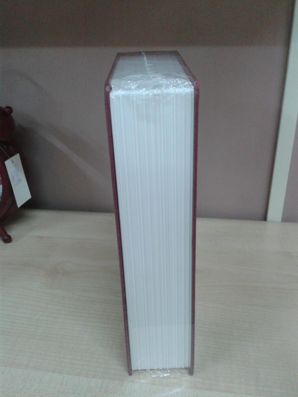 Книга-сейф большой. Красный - фото 4