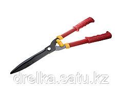 Кусторез ручной GRINDA 40253_z01, стальные ручки, 500 мм
