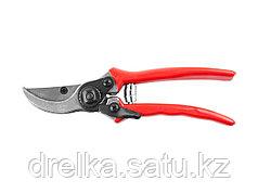 Секатор садовый GRINDA 40221_z01, MINI, алюминиевые ручки, ленточная пружина, 200 мм