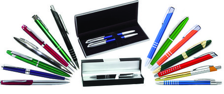 Металлические ручки / металлизированные