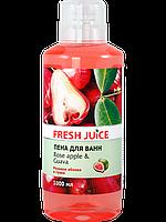Пена для ванн  Rose apple & Guava