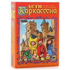Настольная игра: Дети Каркассона (2-е рус. изд)