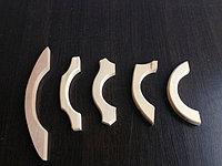 Ручка дверная из полка (липа) комплект*2шт. КПФ-0004