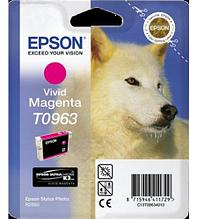 Картридж Epson C13T09634010 R2880 пурпурный